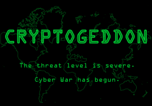 Cryptogeddon logo