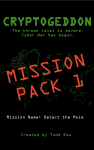 Cryptogeddon Mission Pack 1: Detect the Mole