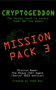 Mission Cover - Mission Pack 3
