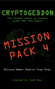 Mission Cover - Mission Pack 4