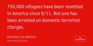 economist - refugees in america